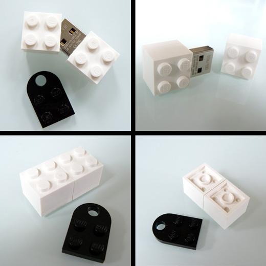 8gb lego usb 2