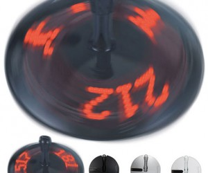 Bandai Luminodisc LED Pov Top: Spin Til You Win