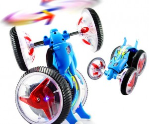 Breakdancing R/C Car Arrives Just in Time for Nobody to Care About Breakdancing
