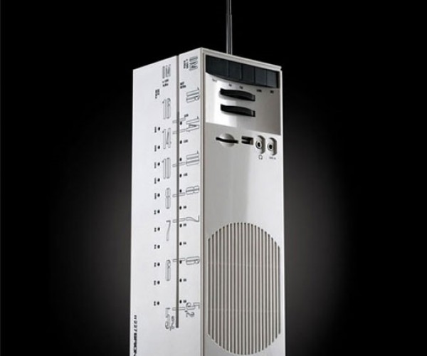 Brionvega Rr227 Retro 1960s Radio Gets 21st Century Renovation With Mp3, Sd and USB