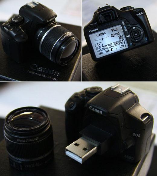 canon mini eos 450d