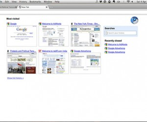 Download a Very Early Build of Google'S Chrome Browser for Intel Macs