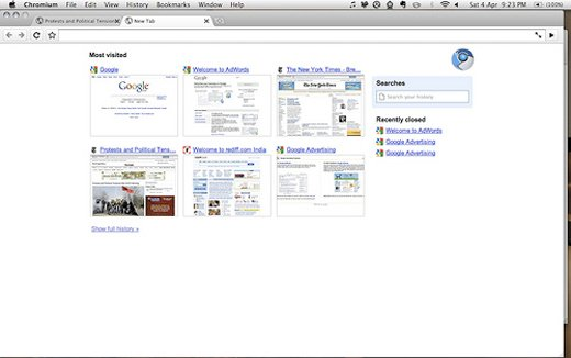 chrome4mac
