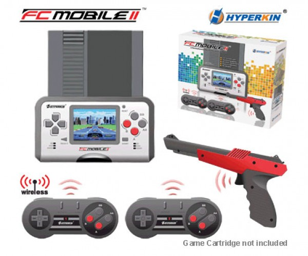 Fc Mobile 2 the Best Portable NES Gets a 1up