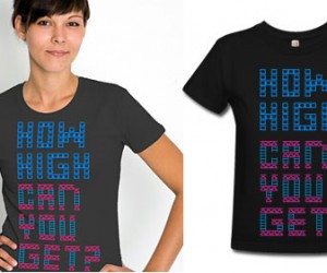 Donkey Kong T-Shirt Perfect for Gamers and Stoners