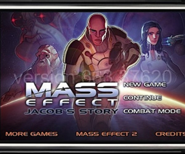 Mass Effect Coming to iPhone, Hopefully the Elevator Rides Will be Short
