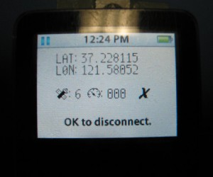 Iknow Where You Are: iPod Nano Gps Hack