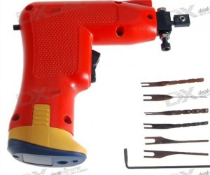 Electronic Power Lock Pick Gun: the Modern Locksmith'S Favorite Weapon