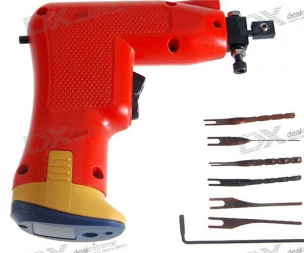 Electronic Power Lock Pick Gun: the Modern Locksmith'S Favorite Weapon