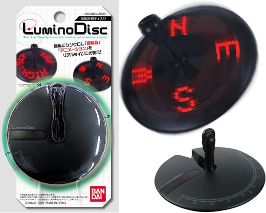 luminodisc bandai led top