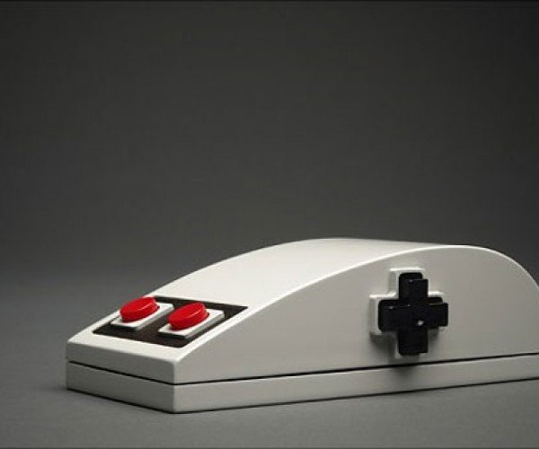 Nintendo NES Controller Mouse: When Can I Buy One?