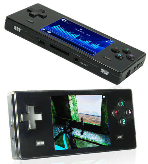 portable multi game console 2