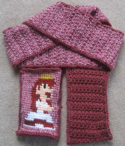 princess scarf 4