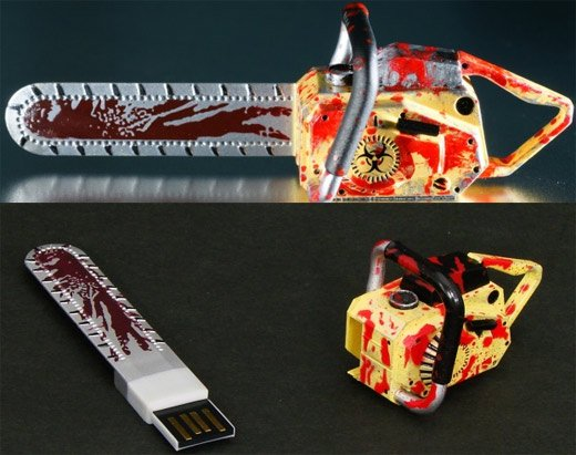 re5 chainsaw usb drive
