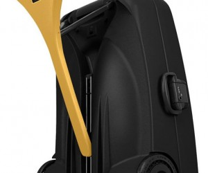 Many Bags Do Not Look Alike: Self-Propelled Suitcase Can Drive Itself Through the Airport