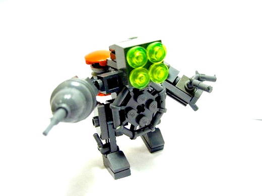bioshock big daddy lego