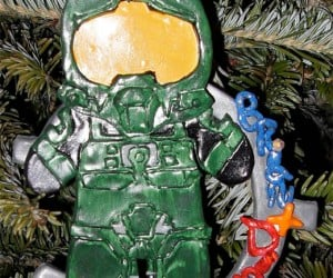 Get an Early Start on Xmas With Xbox Ornaments