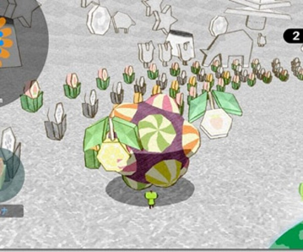 Katamari Returns, Makes Rolling More Interesting