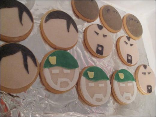 left 4 dead cookies