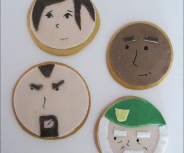 Grabbin' Snacks: Left 4 Dead Cookies