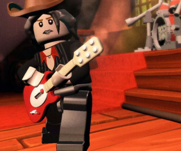 Rumored LEGO Rock Band Game is Actually Real