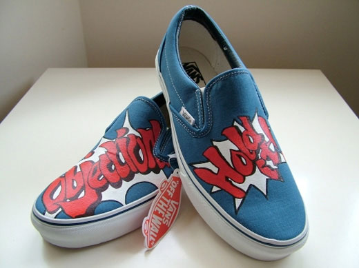 phoenix wright shoes custom