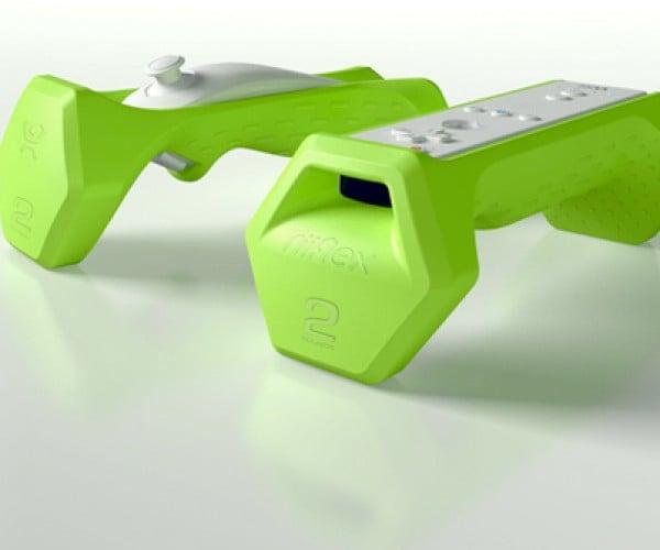 Riiflex: Add Some Weight to Wii Fit