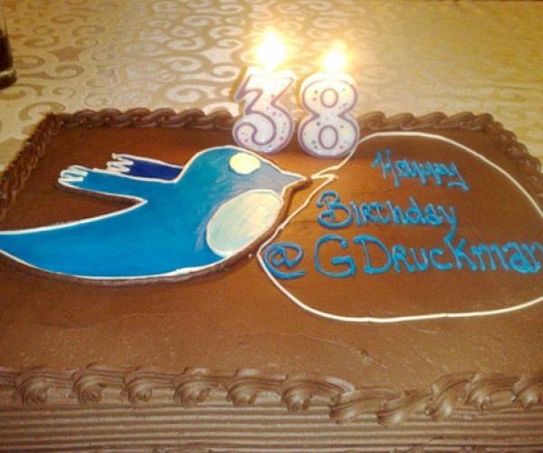 Twitter Cake: Birthdays in 140 Calories or Less (Not)