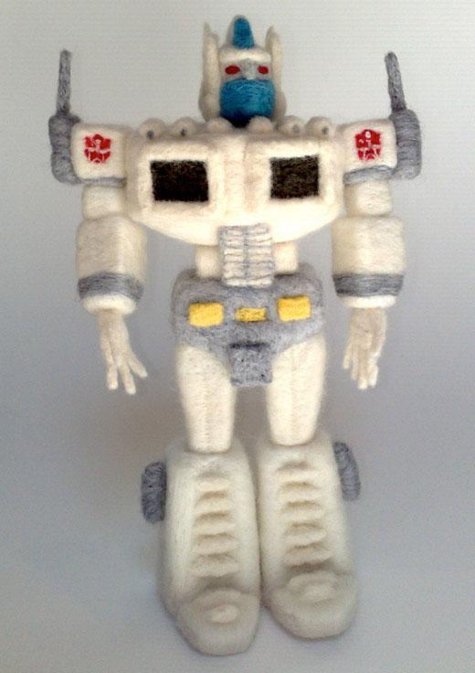 transformers felt ultra magnus