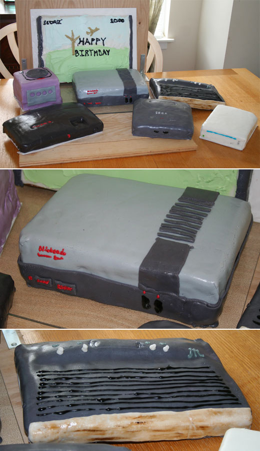 video_game_cakes
