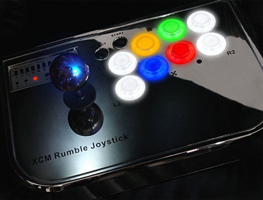 xcm rumble stick