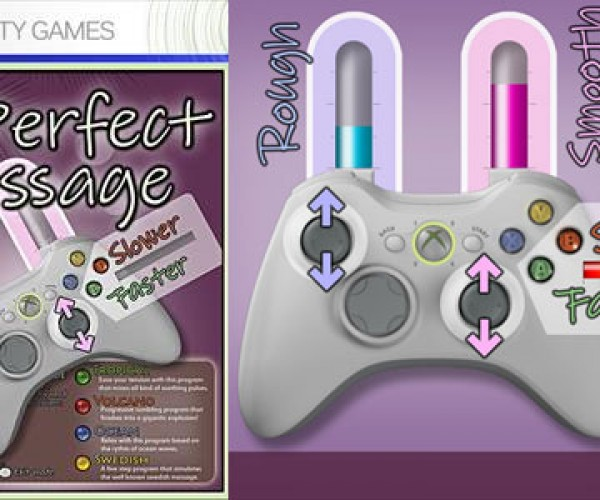 A Perfect Massage Turns Your Xbox 360 Controller Into a Remote-Controlled Vibrator