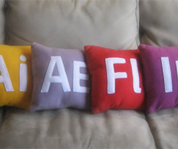 Adobe Cs Pillows: Not Photoshopped
