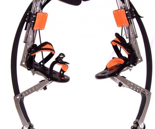 Air-Trekkers Jumping Stilts: Unleash the Tigger in You