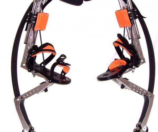 Air-Trekkers Jumping Stilts: Unleash the Tigger in You
