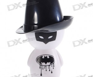 Batman Cooling Fan Defies Expectations. in a Bad Way.