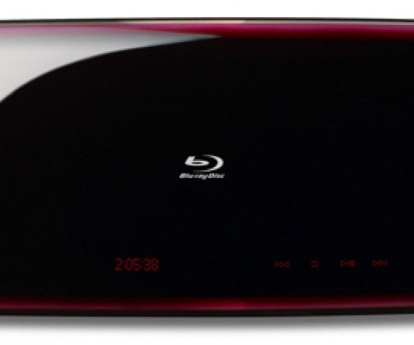 Samsung Bd-P4600 Wall-Mountable Blu-ray Player: That… Thing is So Sexy