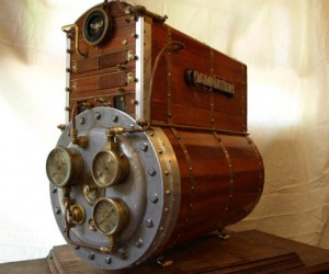 Maxed-Out Steampunk Pc Being Given Away to Promote Damnation Video Game