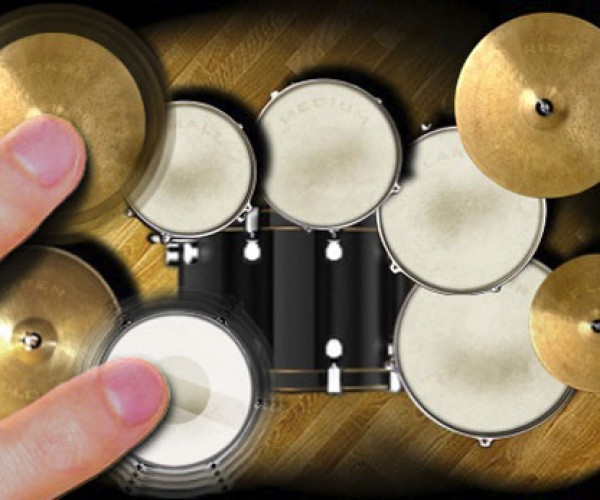 Drum Meister iPhone Drum Kit – the Rhythm is Gonna Get You to Buy It