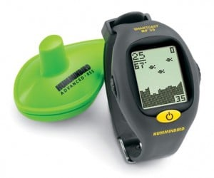 Humminbird Rf35 Wrist Wearable Gps Fish Finder Perfect for Bears