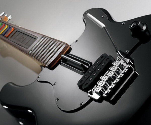 Logitech Wireless Guitar Controller: for Virtual Virtuosos