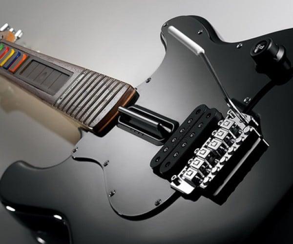 Logitech Wireless Guitar Controller: for Virtual Virtuosos