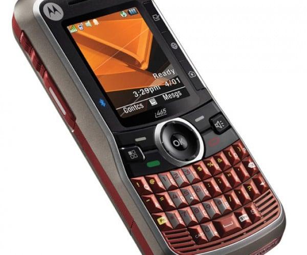 Motorola'S Clutch I465 Mobile Lets You Multitask Like Manny Pacquiao