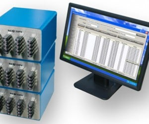 Nexcopy 60-Port USB Duplicator: Data Processing En Masse in a Flash