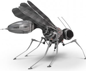Night Watch Concept: Killer Mosquito Robot or Mosquito Killing-Robot?