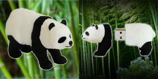 panda-flash-drive