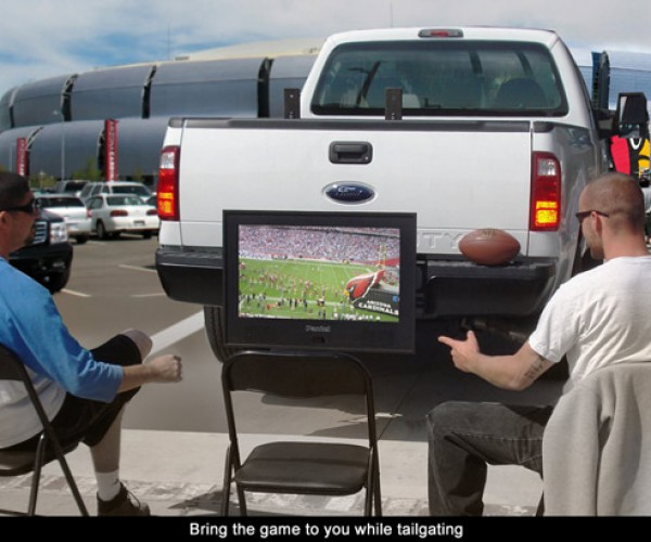 Pantel Outdoor Weatherproof HDTV: So Expensive, You Might Not Want to Leave It Outside