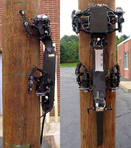 rise_v3_pole_climbing_robot