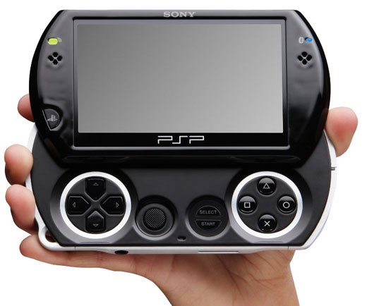 Sony Psp Go Pics Leaked Price And Release Date Revealed