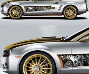 Steampunk Camaro Could have Singlehandedly Saved the U.S. Auto Industry
